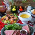 クリスマスの料理、お正月にもおすすめです。