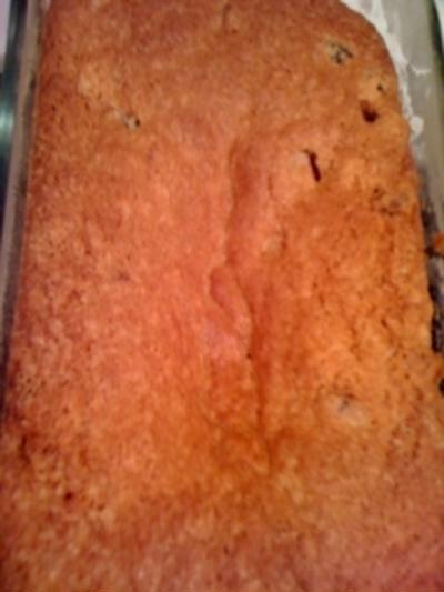 [オーブンベイキング] フルーツケーキを焼こう