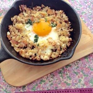スキレットで朝食を!朝ごはんにオススメしたいレシピ6選