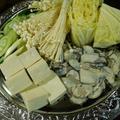 牡蠣のアツアツ味噌鍋☆ by watakoさん