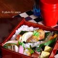 ◆鱈の味噌マスタード弁当と、正露丸>>> by そーにゃさん