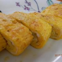 簡単アレンジ卵☆キャベツのハーブ風味