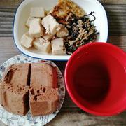 低カロリー自分用のダイエット朝ごはん\(^o^)/