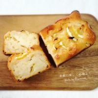 ◼️爽やか夏レシピ♡チリ産レモンで「米粉でもちもちレモンケーキ」♡