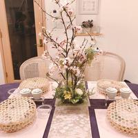 桜満開♪お花見おうちごはん〜スペアリブの煮込み