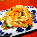 野菜もたっぷり摂れる、簡単「白身魚の野菜あんかけ」