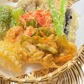 薬膳ってなぁに?今日は健康運のかき揚げ天ぷらがラッキー、かぼちゃとセロリのかき揚げで薬膳!
