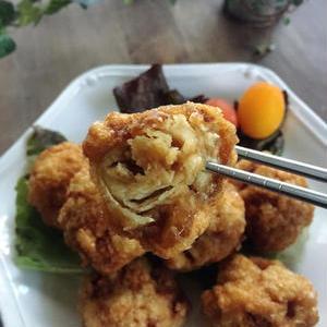 意外な味わい楽しんで♪豆腐を使った「唐揚げ」レシピ