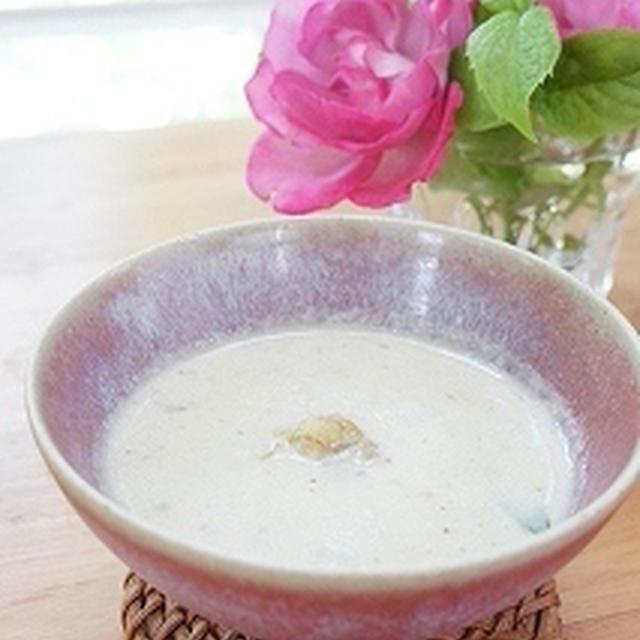 冷製スープで酷暑を乗り切る!!!