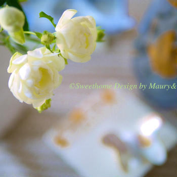 ◆和風イースターのテーブル