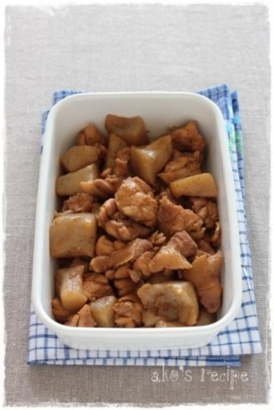 クックパッドの冬レシピに「こんにゃくと鶏のうまうまう煮」が掲載されました!