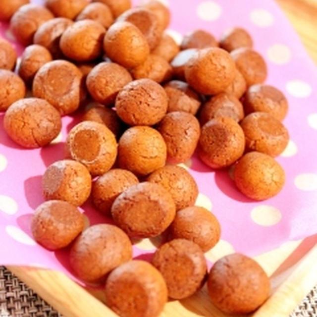 低糖質HMでザクザク食感♪チョコボーロクッキー