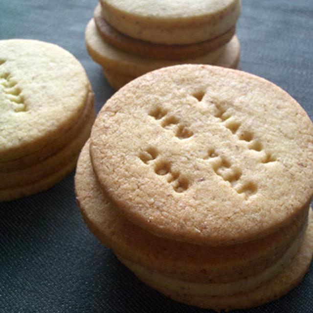 リッチなバタークッキーdeお年賀