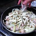簡単!クリ~ミ~な鶏のクリーム煮