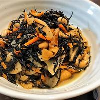 〈ヤマキだし部〉基本のだしが決め手☆具だくさん☆ひじきの煮物。