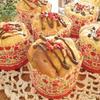 バニラ香るカップケーキ チョコ&いちご