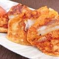 食べすぎ要注意!キムチ焼き&茄子と紅生姜のウマ焼き by 銀木さん
