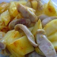 ルクエ×カレーパウダーで簡単料理