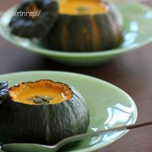 季節に変わり目に!栄養満点「かぼちゃスープ」を作ろう