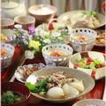 【レシピ】新玉ねぎと豚肉のクタクタ煮。と 献立。と 花束