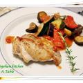 いただきものの新鮮野菜で 「ラタトゥイユチキン」♪ by Junko さん