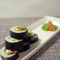 レシピモニター スタミナたっぷり♪韓国風焼肉巻き