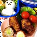 キャベツの肉巻きトンカツ【お弁当】キャベツとんかつ