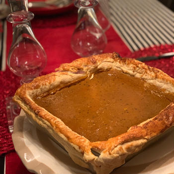 Last Pumpkin Pie