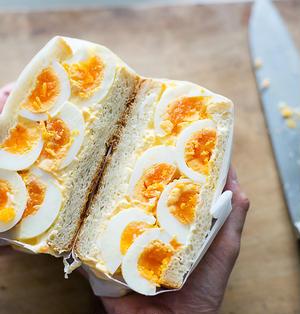 卵好きなら一度は作りたい、あのデビルサンドのレシピです(自己流だけど美味しかったバージョン)