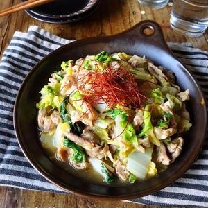 白菜と豚肉でご飯が進む絶品おかず!15分以内でできちゃう簡単レシピまとめ