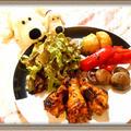【タンドリーチキンを鶏手羽元で】ヨーグルト&スパイスに漬け込んで焼くだけの簡単レシピ