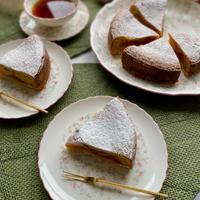 春のケーキ!トルタ・プリマヴェーラ