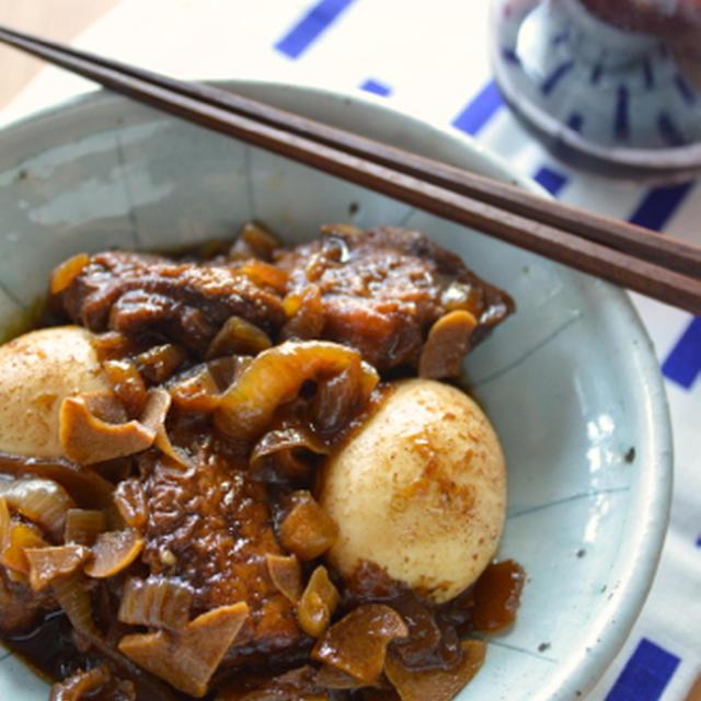 #457 バルサミコチキン(鶏肉のバルサミコ煮)