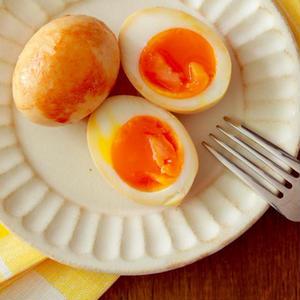どれも真似したい♪家にある調味料でいつもの煮卵が大変身!