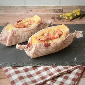 食パンでお手軽♪「ポケットサンド」はお弁当にも!