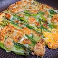 本格!海鮮ねぎチヂミの作り方。韓国人料理研究家+本場の人気店レシピ♪해물파전