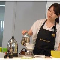 レシピブログ〜vivianさんのハロウィンベーグルも必見!おいしいコーヒーの入れ方教室に参加してきました〜