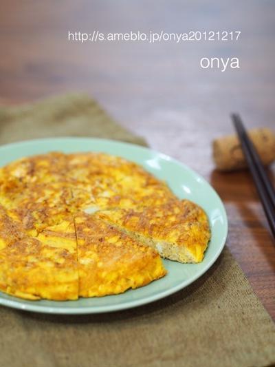 困った時の副菜1品♡切り干し大根で簡単♪台湾風卵焼き♪《副菜・おつまみ》