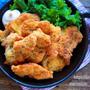 ♡バッター液de超簡単♡鶏むね肉のペッパーカツ【#揚げない#簡単レシピ#節約#クリスマス】