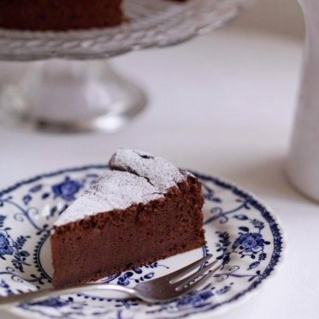お知らせ / 栗のチョコレートケーキ
