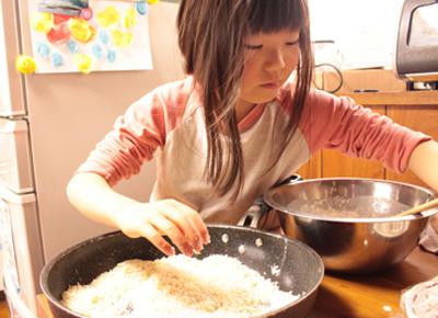 サクサク 豆腐ナゲット (子供と作ろう)