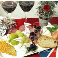 プレジデントカマンベールチーズでクリスマス