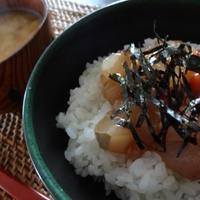 すし酢 de 簡単海鮮漬け丼♪