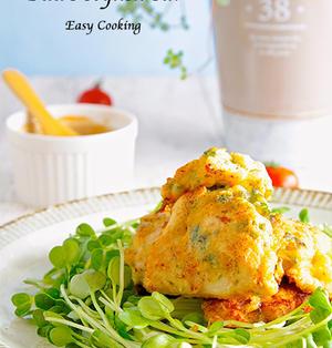 冷めたままでも美味しい♡しっとり柔らか鶏むね肉の塩パセリピカタ《簡単★節約★お弁当★作り置き》