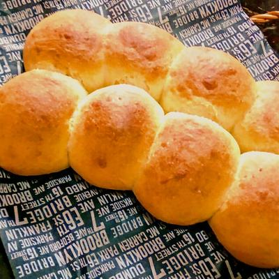 神フワッ「豆腐入りチーズパン」