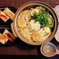 白菜消費と冷蔵庫と相談(笑)簡単春巻きと白菜と豚肉のミルフィーユ塩麹柚子鍋♪~♪