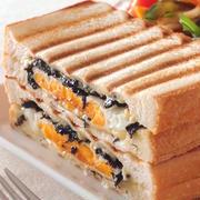 組み合わせいろいろ!「和風サンドイッチ」を作ってみよう♪