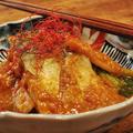 和食の定番をアレンジ ☆ 鯖のゴマ味噌こくまろ煮  by マルシェさん