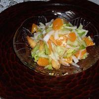 オイル無し季節のサラダ