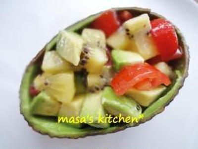 フルーツサラダ & 酵素ダイエット